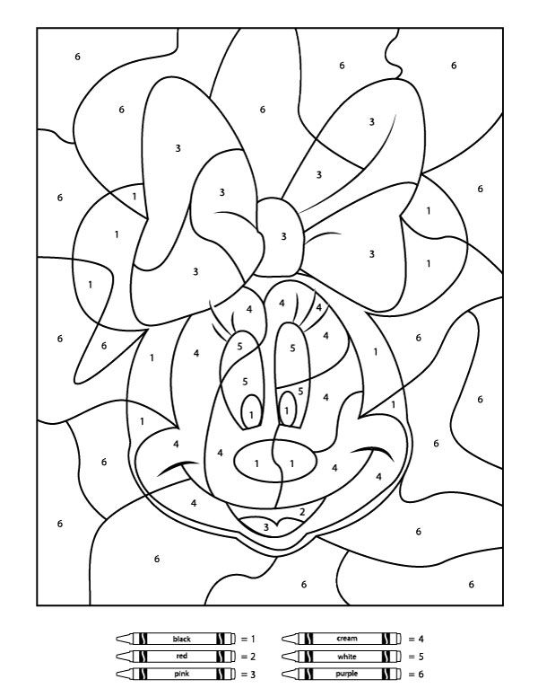 color by number worksheets free free kindergarten fall color by number worksheet worksheets by free color number