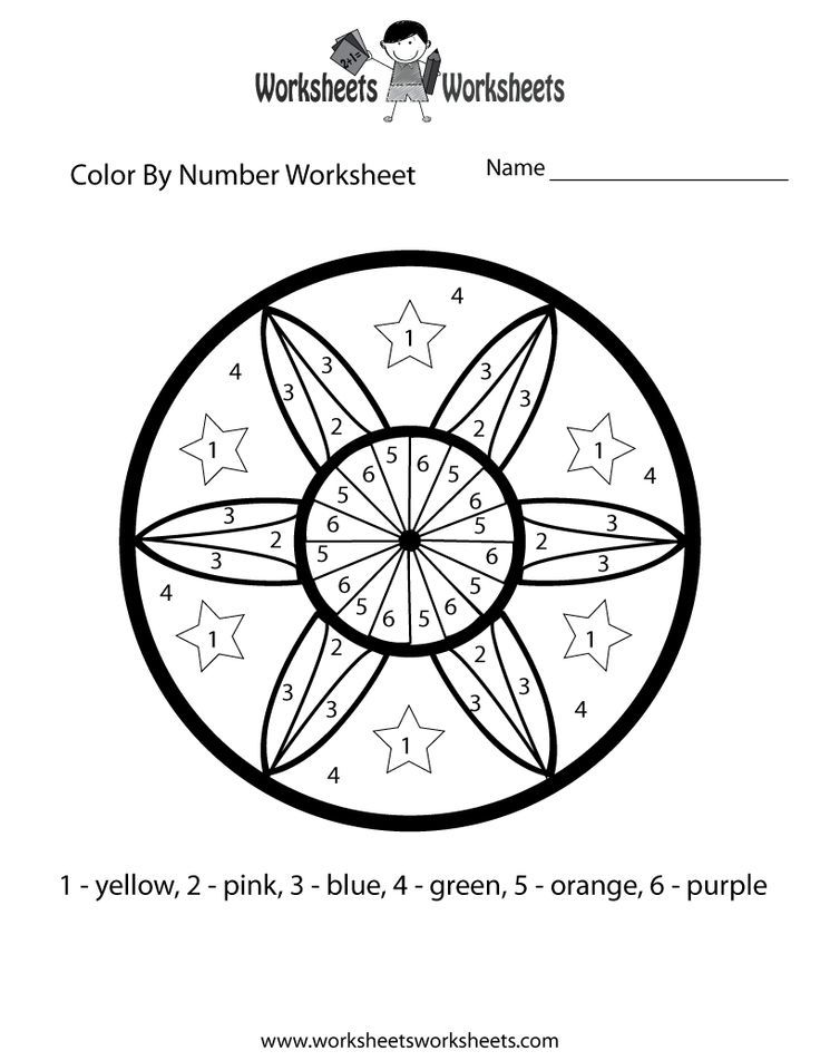 color by number worksheets free free printable color by number coloring pages best worksheets number by color free
