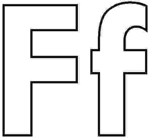 color letter f alphabet f thu j materialforenglishclasses letter f color