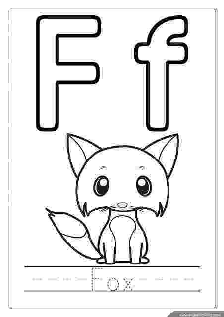 color letter f letter f is for friends coloring page from letter f letter f color