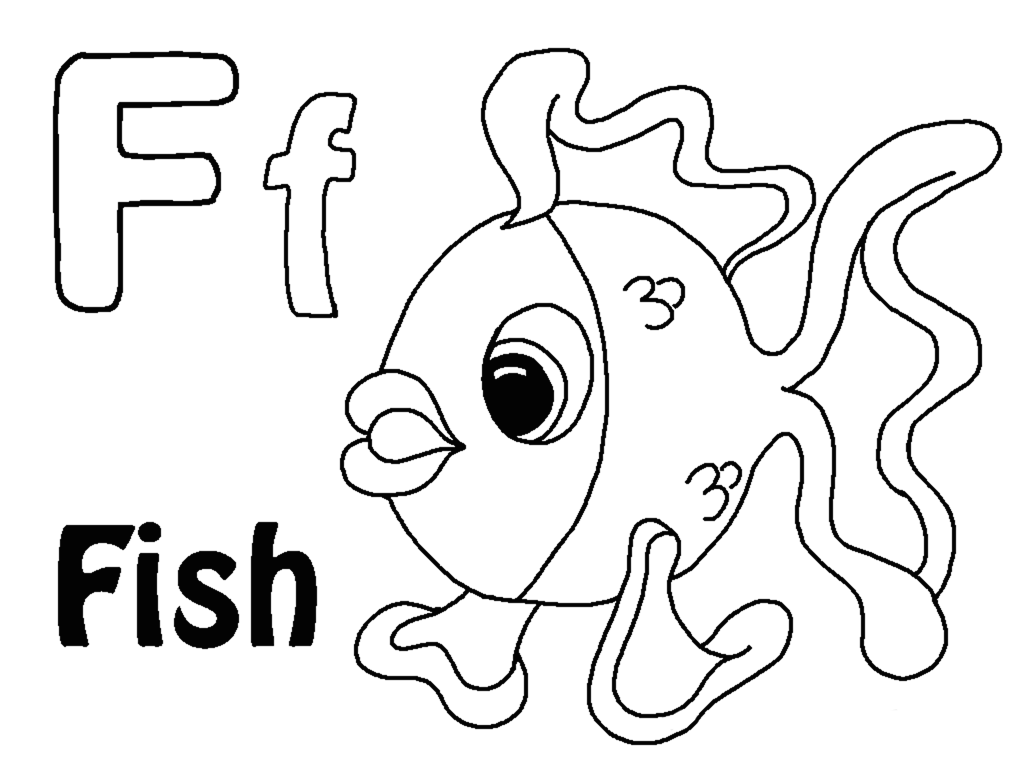 color letter f letter f is for frog coloring page free printable letter color f
