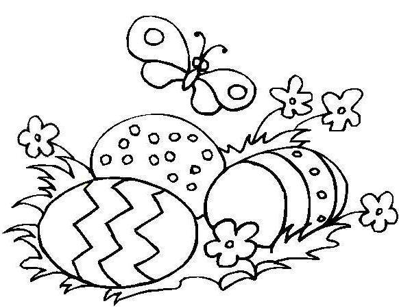 color pages for easter cervantes in english easter coloring easter color for pages