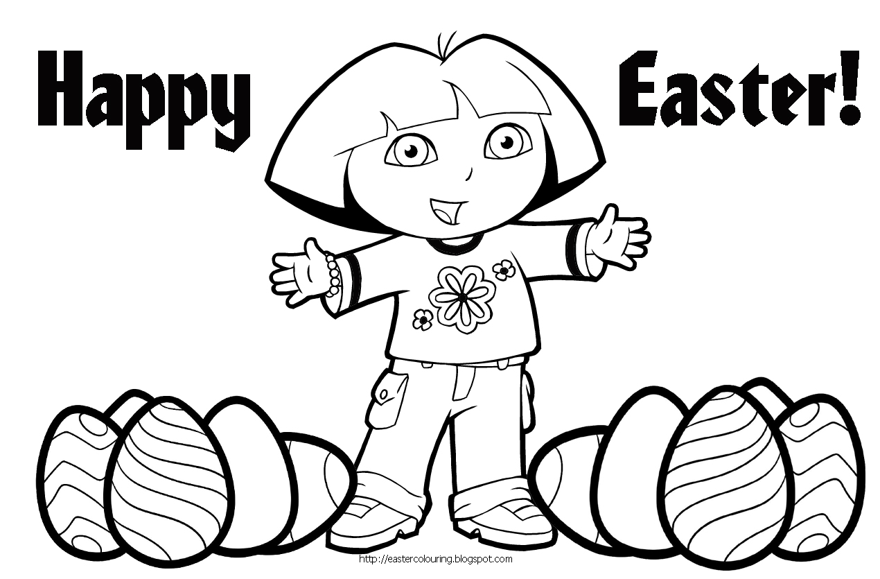 color pages for easter free easter coloring pages happiness is homemade pages easter color for