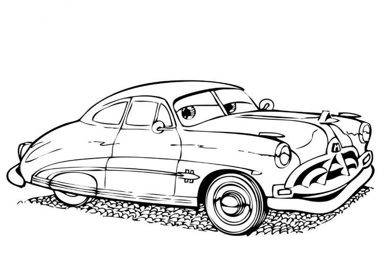 color pages of cars cars coloring pages of color pages cars