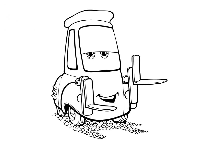 color pages of cars cars coloring pages of pages cars color