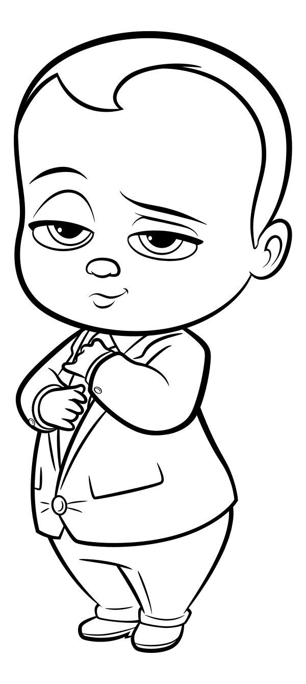 coloring book for babies the boss baby coloring pages to download and print for free babies coloring for book
