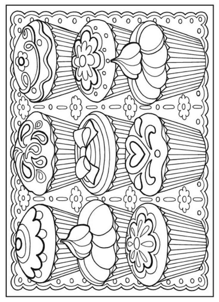 coloring book for visually impaired 355 besten cupcake sweets bilder auf pinterest visually coloring for book impaired