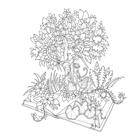 coloring book johanna basford fall exclusive johanna basford canon coloring pages johanna basford coloring book