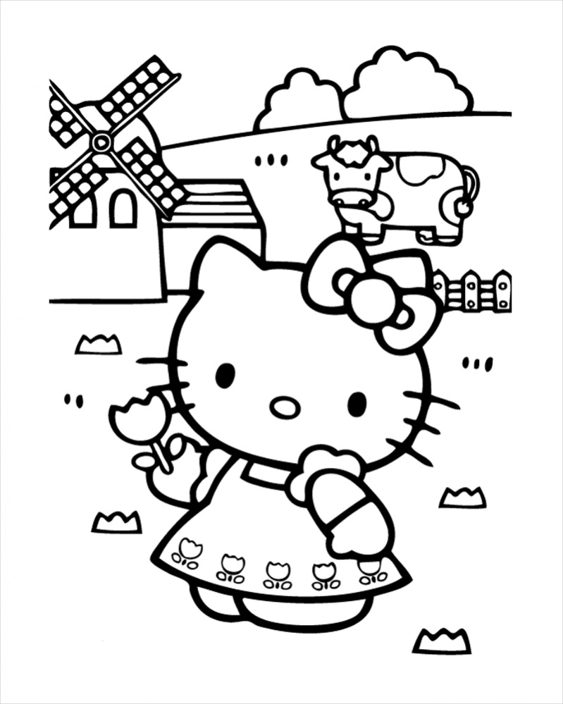 coloring book kitty hello kitty coloring pages coloring book kitty