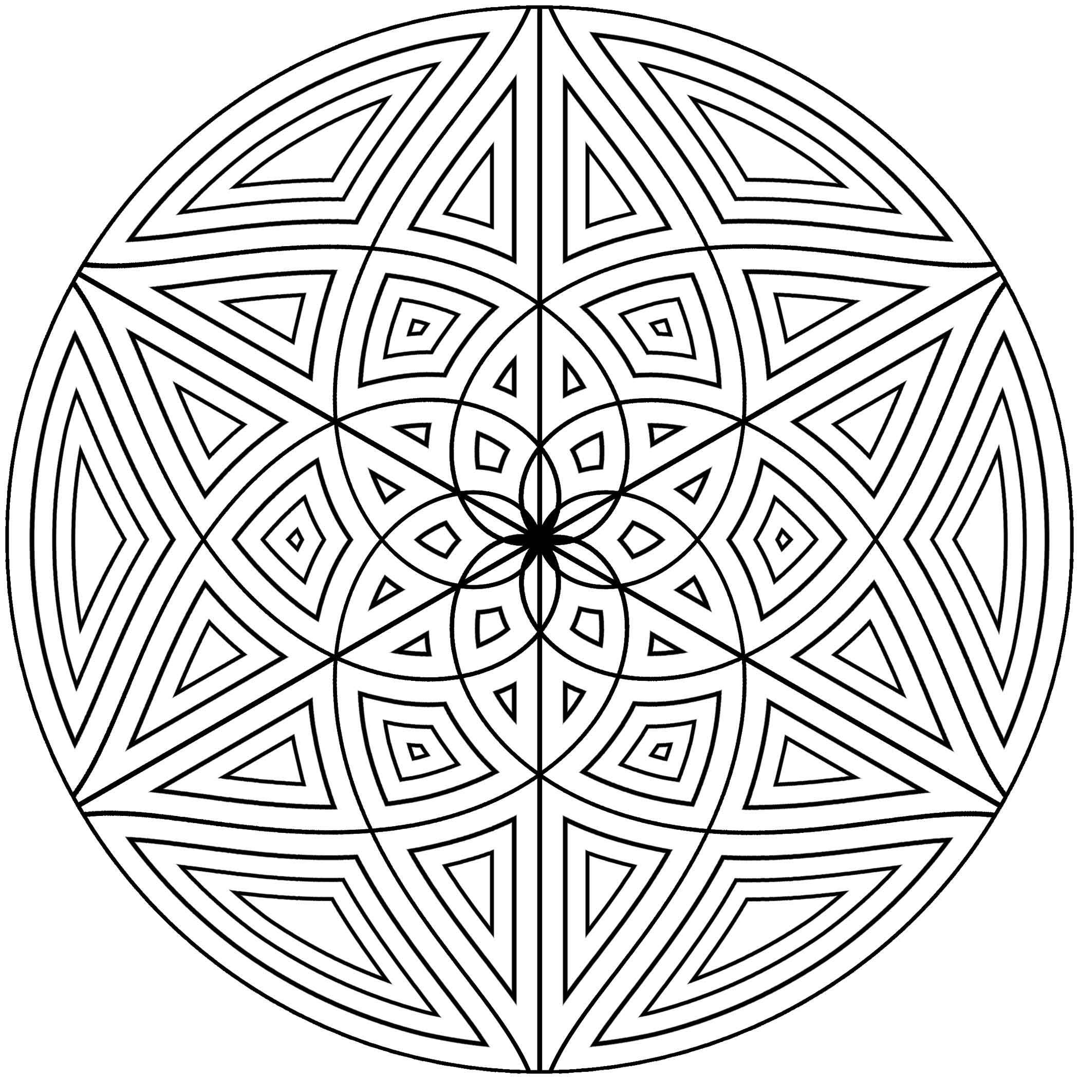 coloring book pages designs free printable geometric coloring pages for adults designs book coloring pages