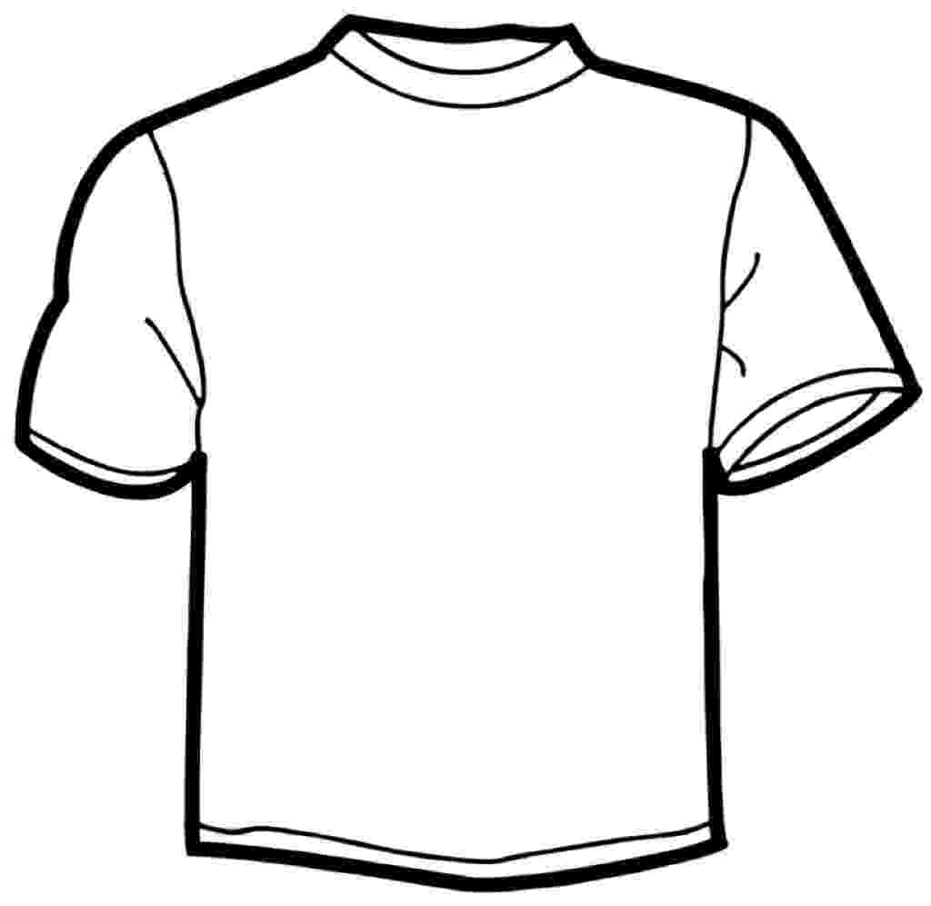 coloring book shirt t shirt drawing outline at getdrawingscom free for shirt coloring book