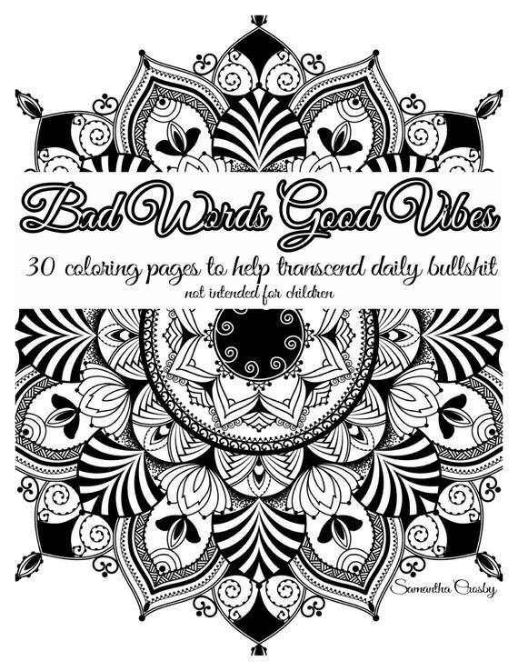 coloring books for adults bad words adult coloring book coloring book swear word coloring book adults for books coloring words bad