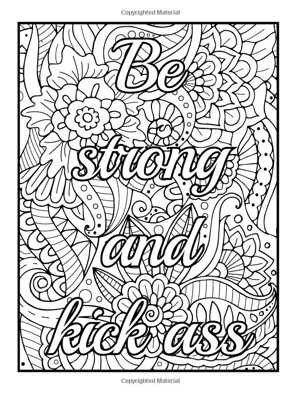 coloring books for adults bad words free adult coloring pages swear words aol image search books bad for words adults coloring