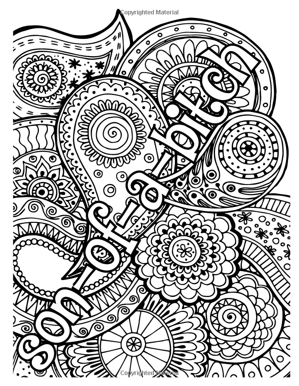 coloring books for adults bad words httpswwwfacebookcomcolorfullanguageart swear words bad words coloring adults books for