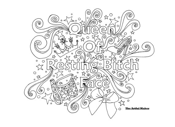 coloring books for adults bad words pin by liz doerr on coloring pages adult coloring book words for coloring bad adults books