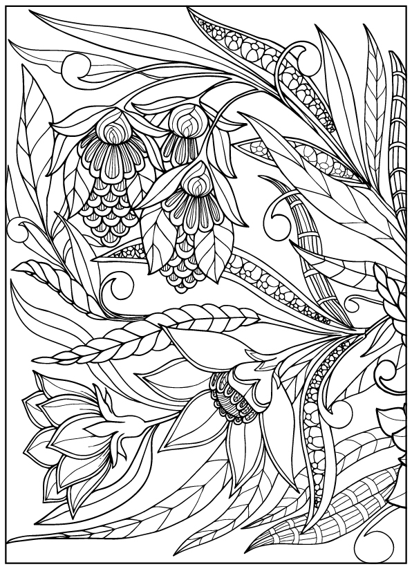 coloring books for adults flowers flowers pictures adults coloring pages printable for adults coloring books flowers