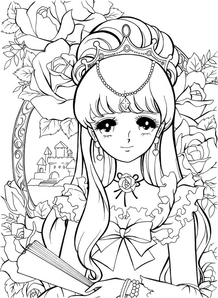 coloring books for girls coloring pages for girls dr odd girls for books coloring