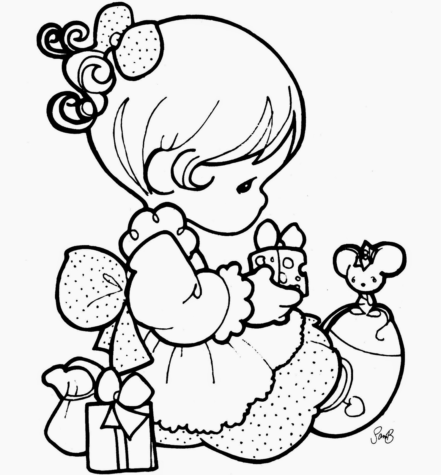 coloring books for girls coloring pages little girl desenhos para colorir books coloring for girls
