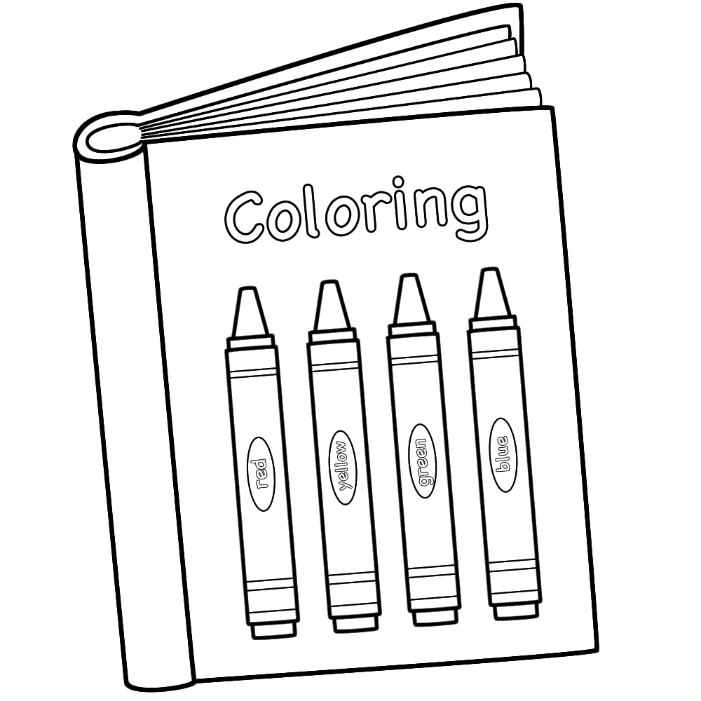 coloring books for kindergarten back to school coloring page crafts and worksheets for kindergarten for coloring books