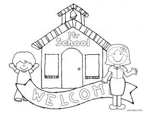 coloring books for kindergarten fun learn free worksheets for kid ภาพระบายส โรงเรยน kindergarten for coloring books