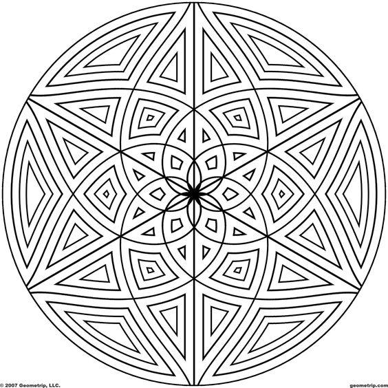 coloring circle patterns 40 circle pattern coloring pages free coloring pages of coloring circle patterns