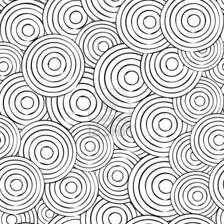 coloring circle patterns abstract circle coloring page kleurplaten bovenbouw patterns circle coloring