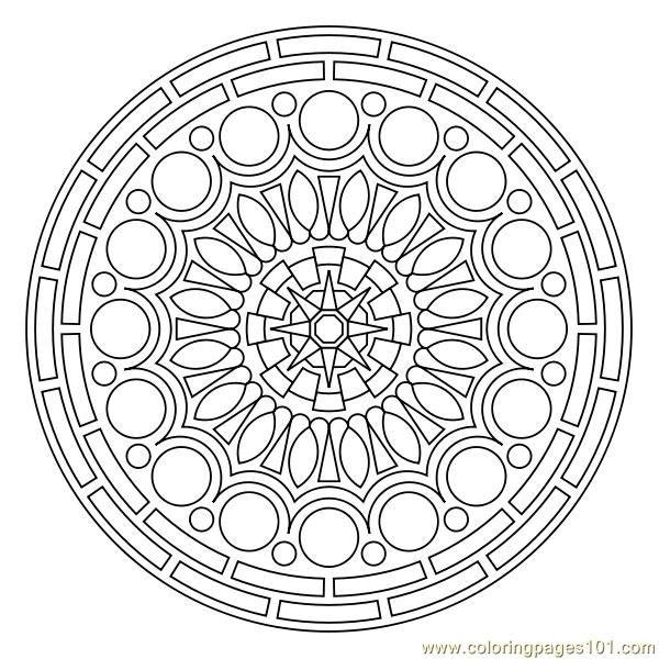 coloring circle patterns logos for gt circle design coloring pages doodles circle coloring patterns