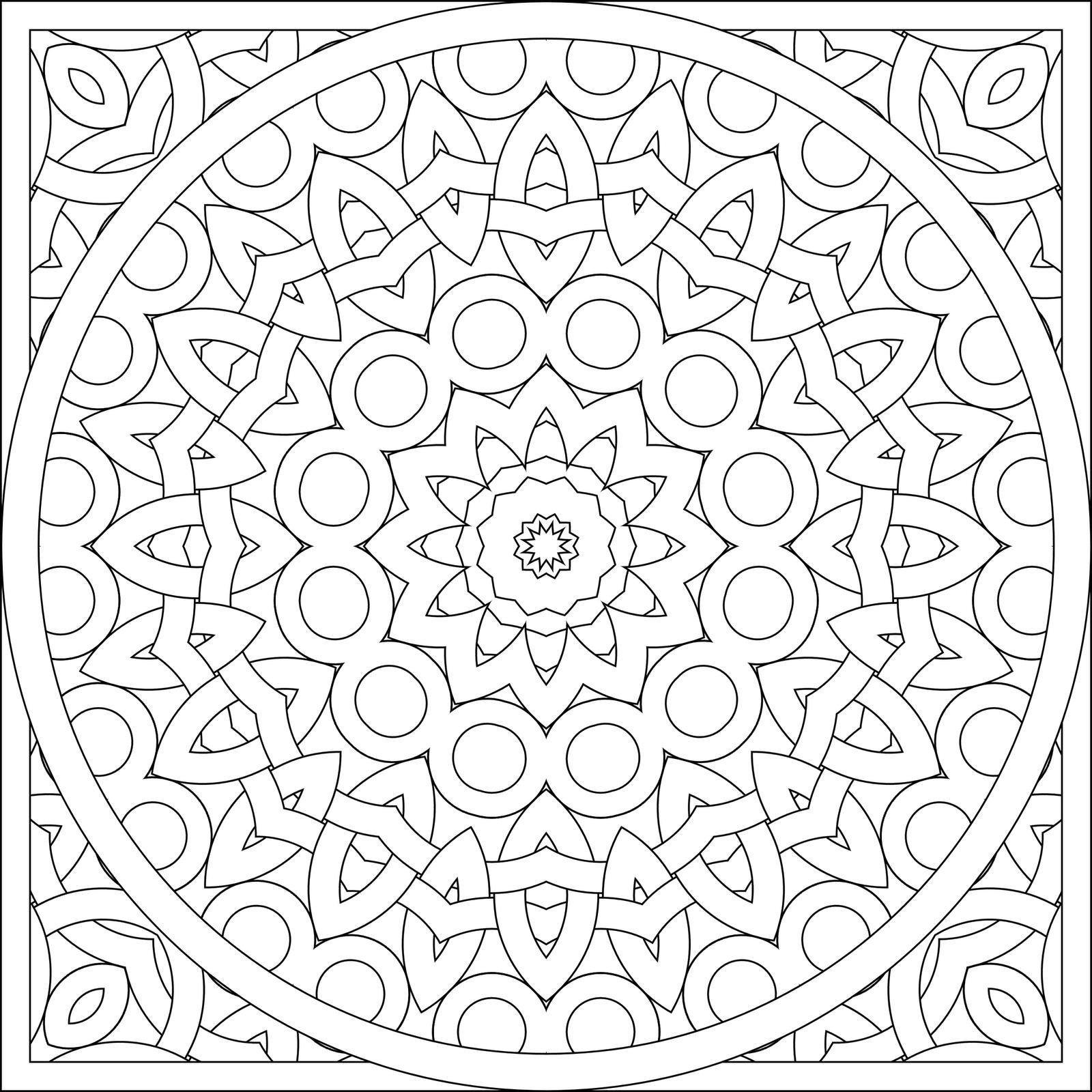 coloring circle patterns pattern coloring pages best coloring pages for kids circle patterns coloring