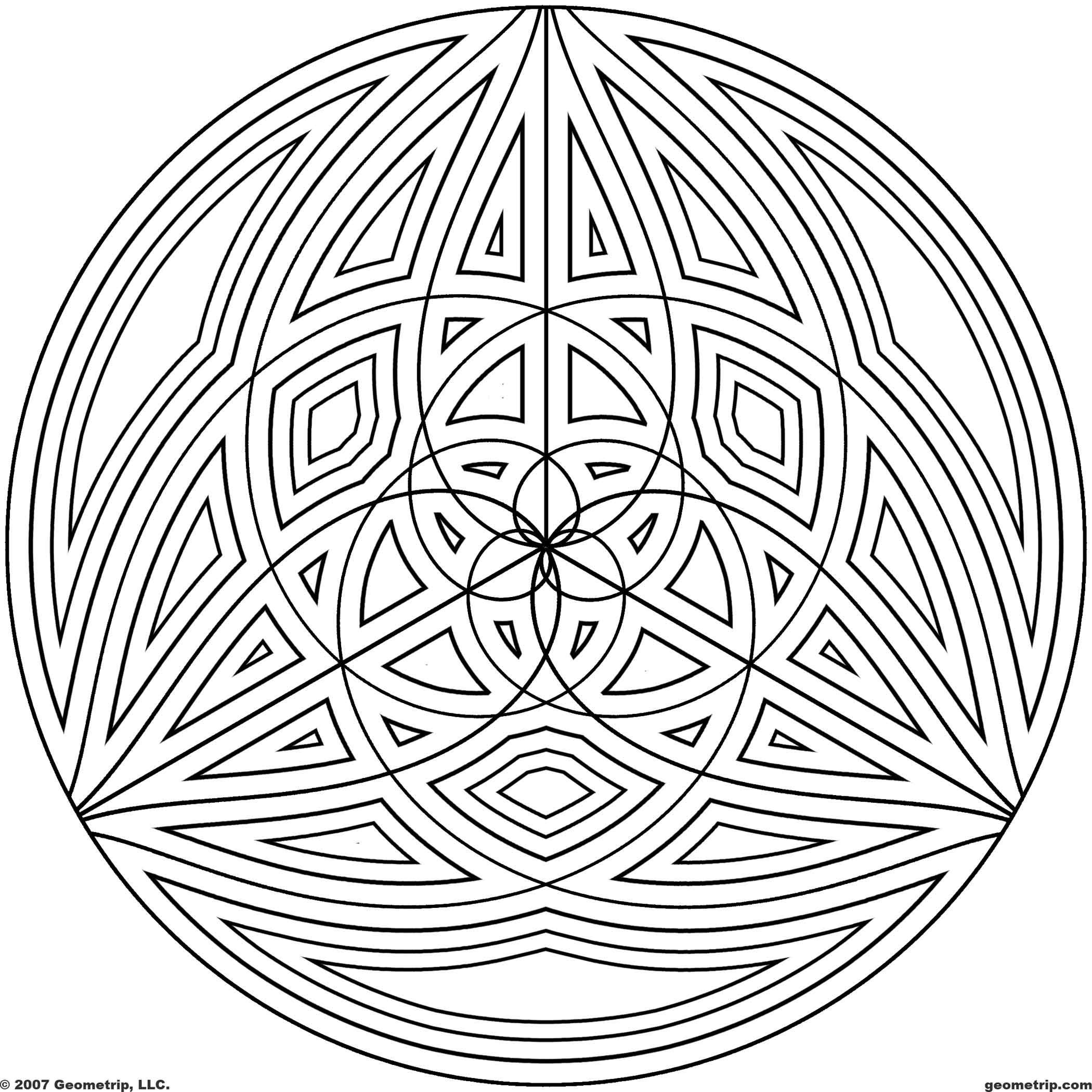 coloring circle patterns pin on colouring pages coloring circle patterns