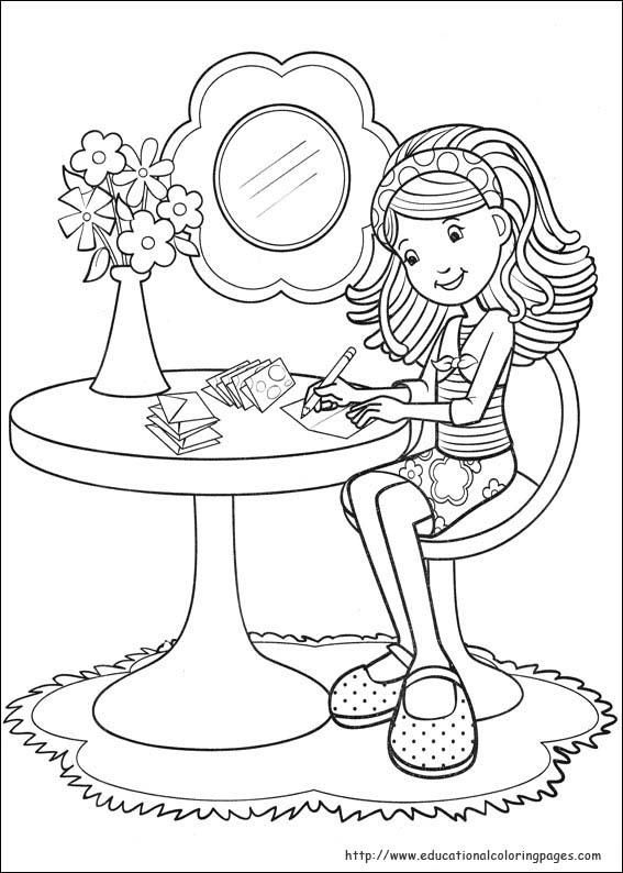 coloring for girls coloring pages for girls dr odd coloring girls for