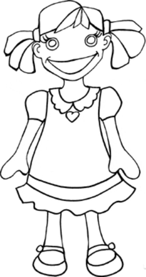 coloring for girls cute girl coloring pages to download and print for free coloring for girls