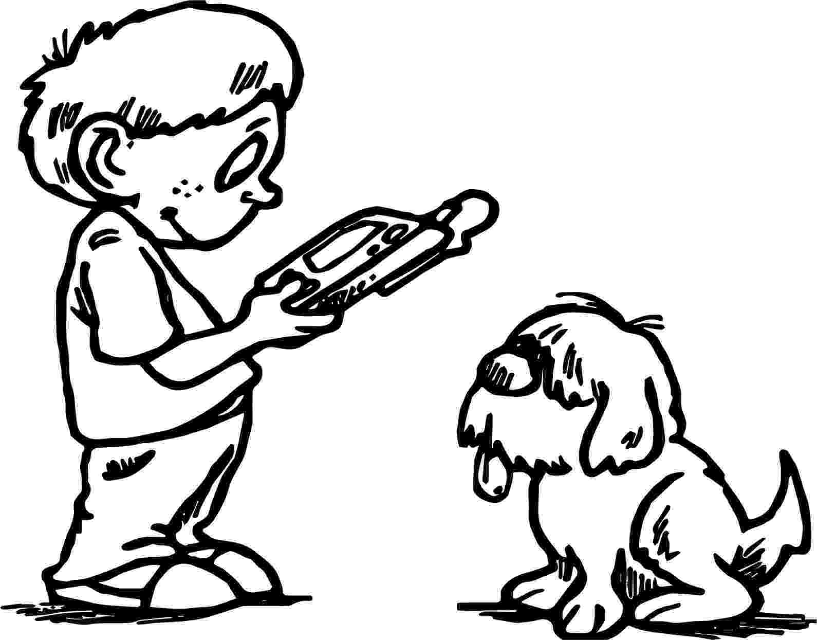 coloring games for boys boy playing computer games with dog coloring page games boys coloring for