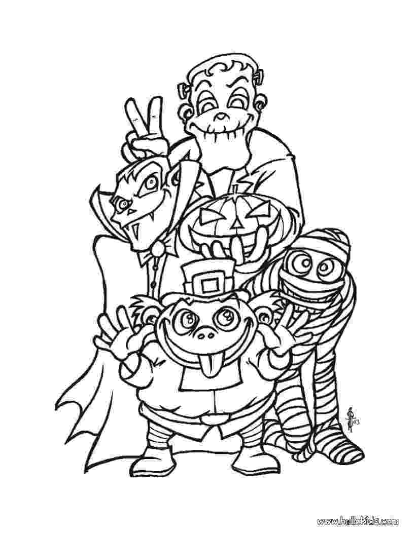 coloring halloween pages free halloween coloring pages for kids or for the kid in you pages halloween coloring