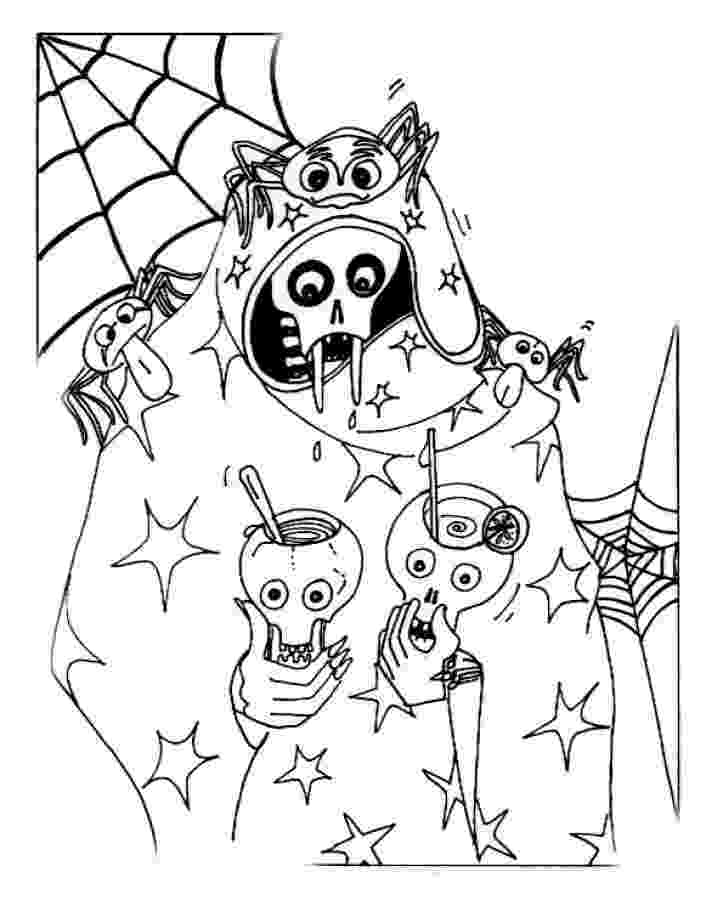 coloring halloween pages halloween coloring pages june 2012 coloring pages halloween