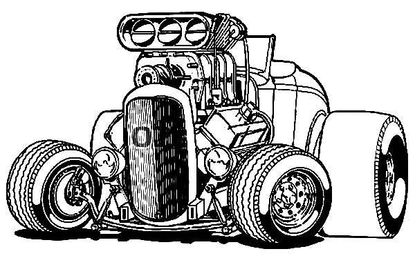coloring hot rod hot rod coloring pages sketch coloring page coloring hot rod 1 1
