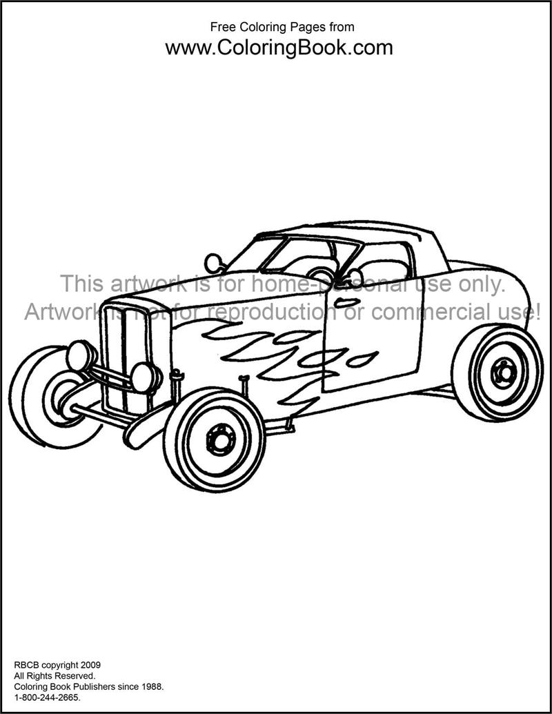 coloring hot rod hot rod coloring pages to download and print for free rod hot coloring