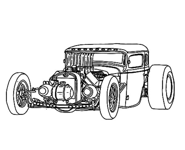 coloring hot rod hot rod hamster coloring pages coloring pages coloring rod hot