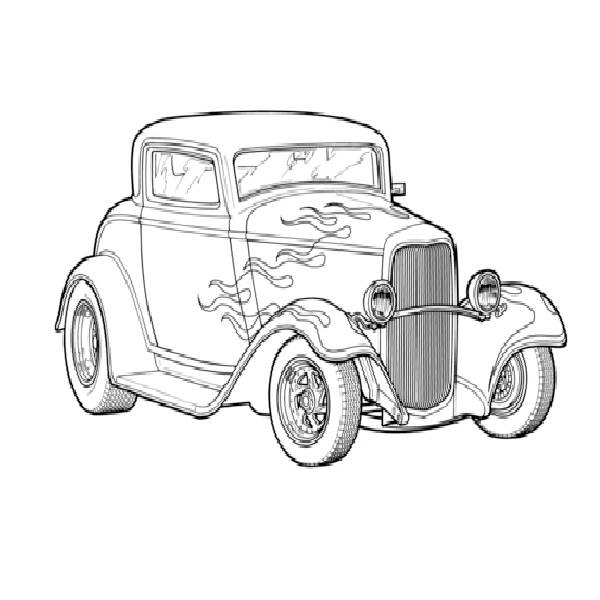 coloring hot rod rat fink coloring pages coloring pages coloring rod hot