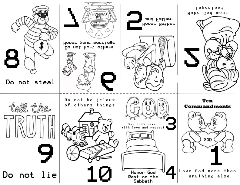 coloring page 10 commandments 48 moses and the 10 commandments bible coloring pages coloring page 10 commandments