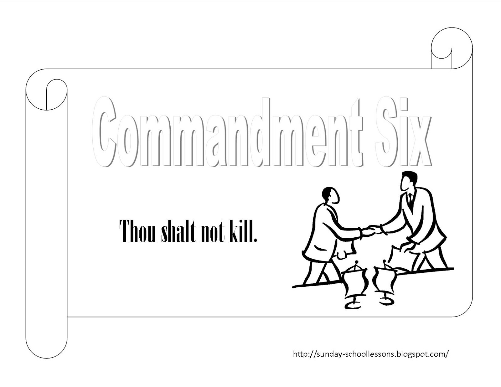 coloring page 10 commandments sunday school lessons of plenty 10 commandments coloring 10 page commandments