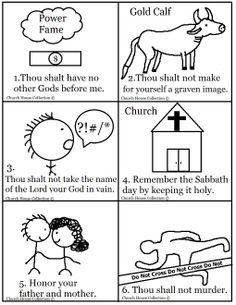 coloring page 10 commandments ten commandments coloring page for third commandment thou page coloring 10 commandments