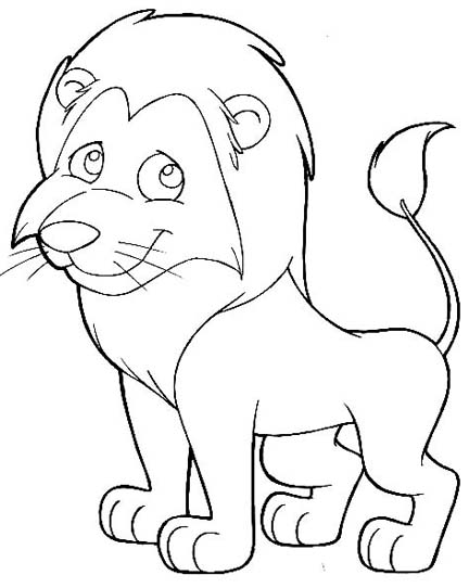 coloring page of a lion top 20 free printable lion coloring pages online page of a lion coloring