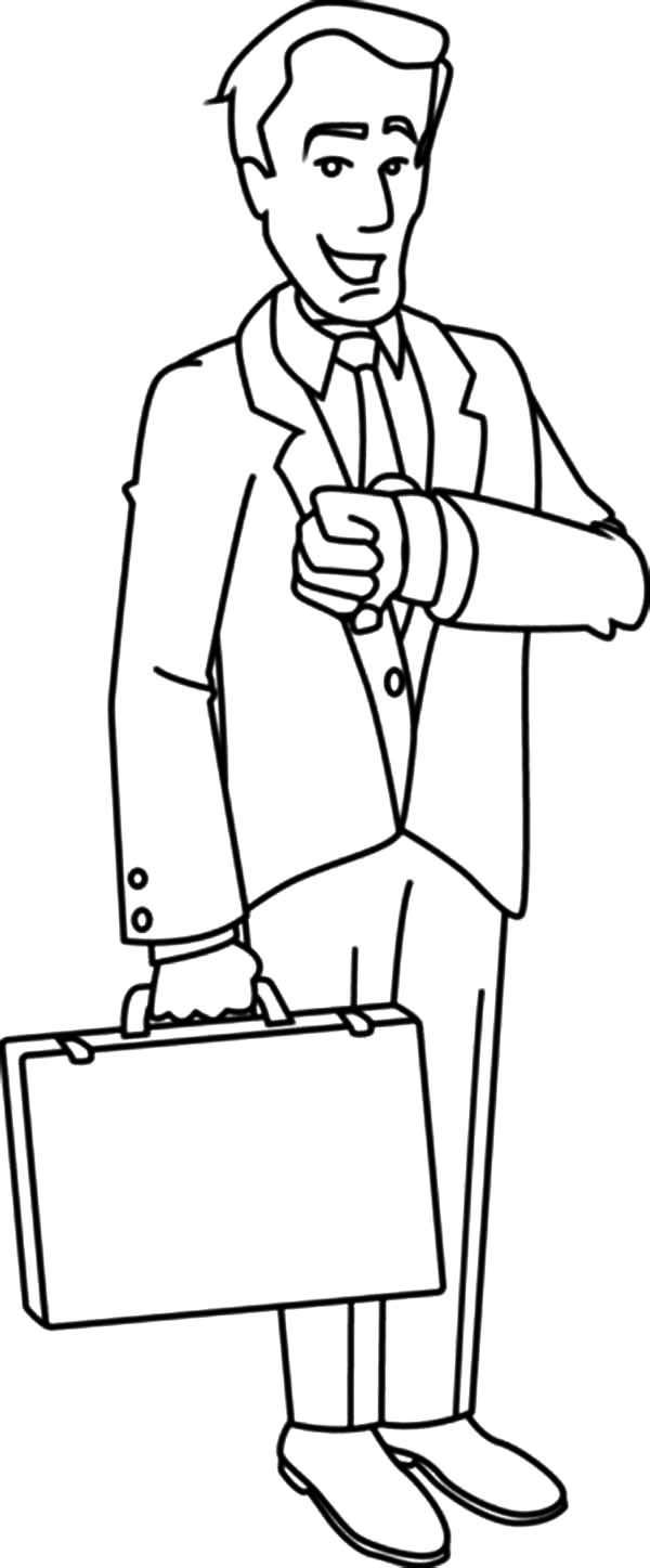 coloring page of a man coloring fun old man page a coloring man of