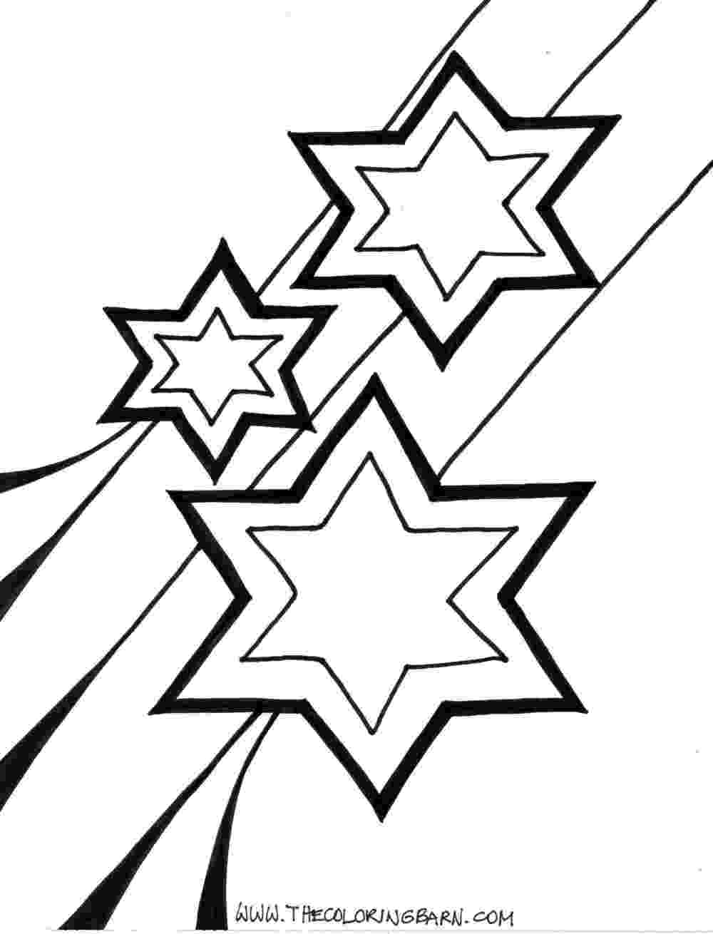 coloring page stars kindergarten worksheet guide pictures clip art line coloring page stars