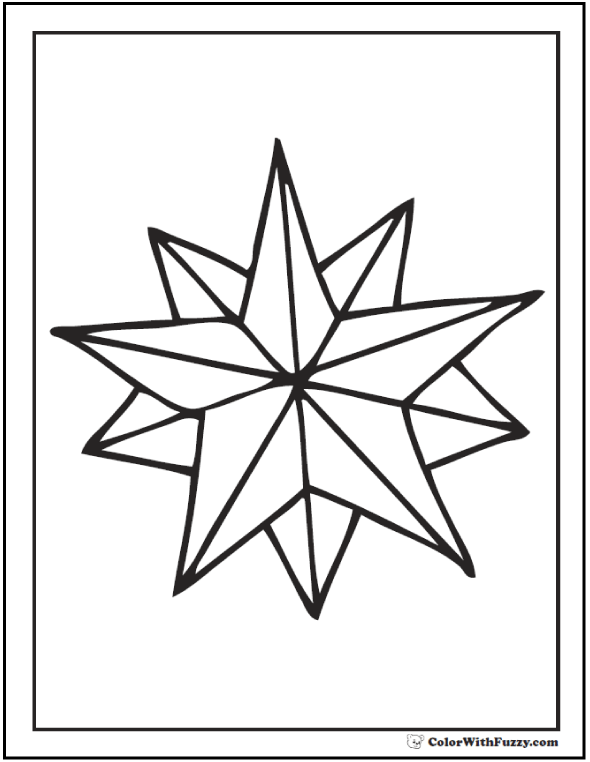 coloring page stars star coloring pages getcoloringpagescom stars coloring page
