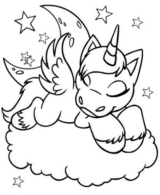 coloring page unicorn cute unicorn coloring page free printable coloring pages page unicorn coloring