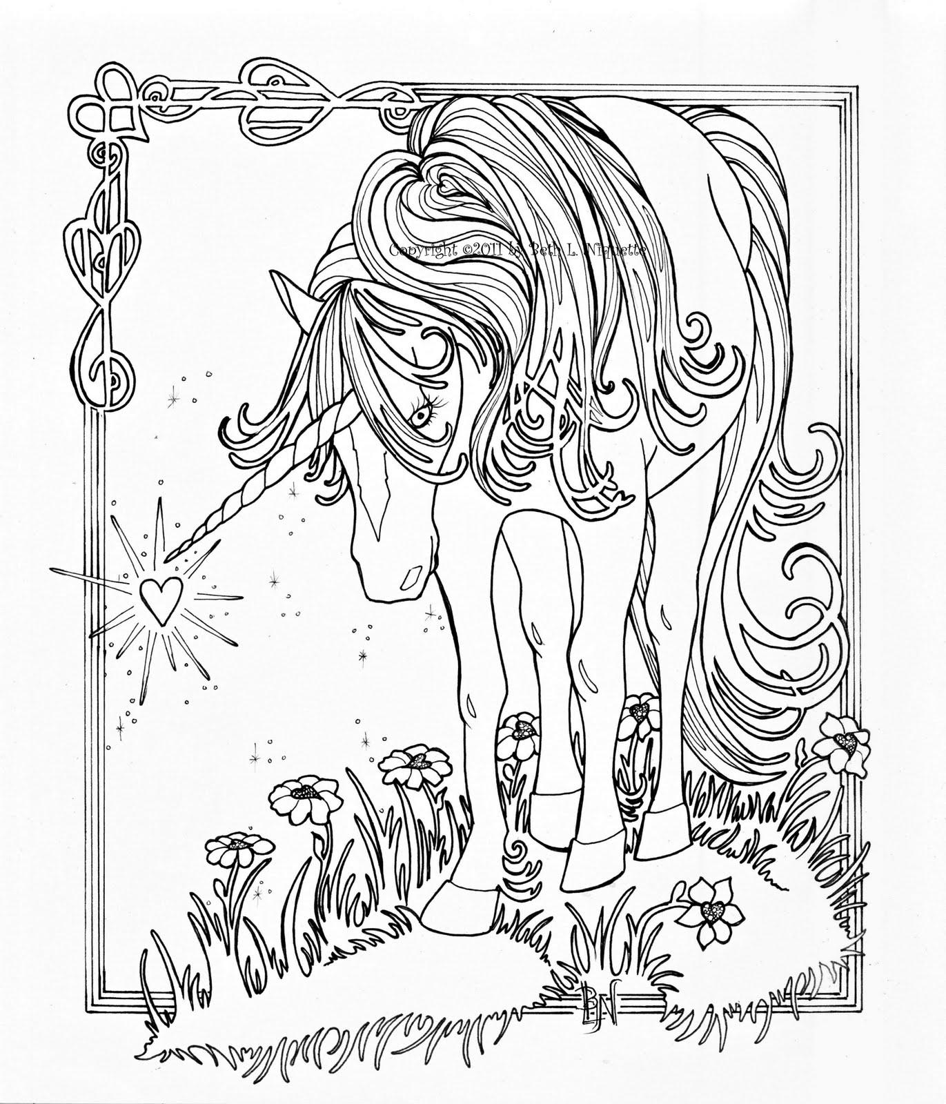 coloring page unicorn downloadable unicorn colouring page michael o39mara books coloring page unicorn