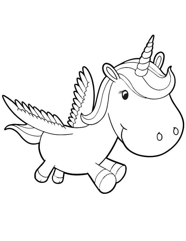 coloring page unicorn unicorn christmas coloring page adult color book art fantasy unicorn coloring page