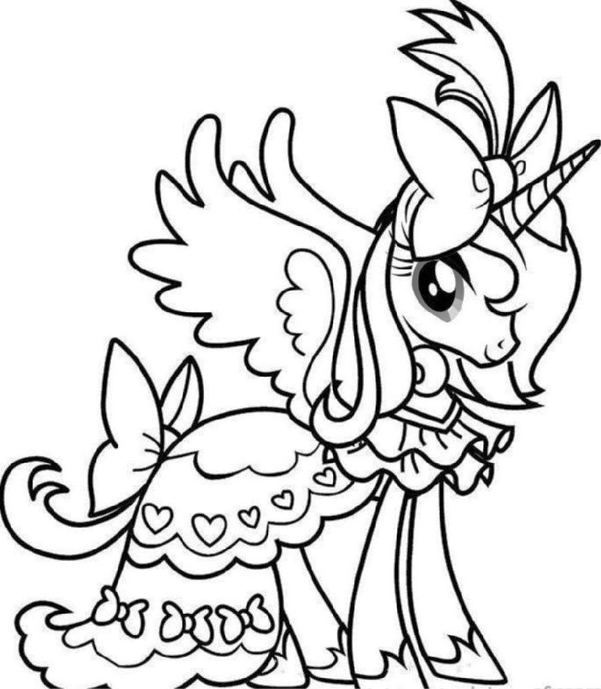 coloring page unicorn unicorn coloring pages getcoloringpagescom unicorn page coloring