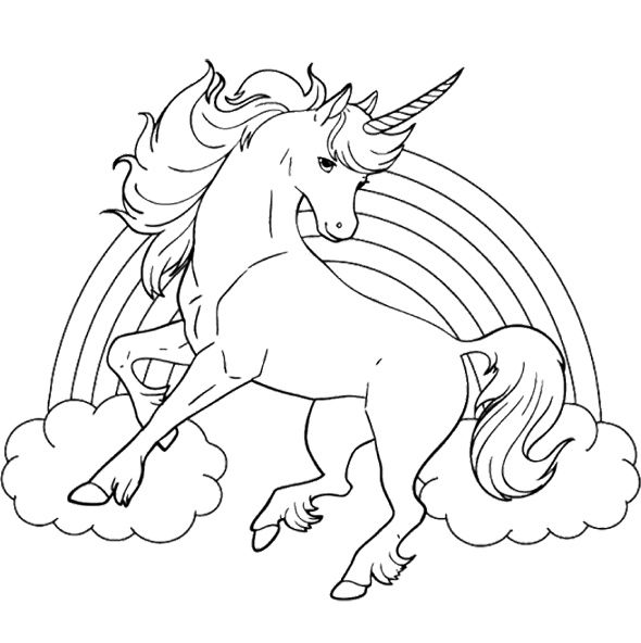 coloring page unicorn unicorn coloring pages what to expect page coloring unicorn